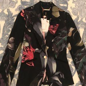 Ted Baker London floral jacket